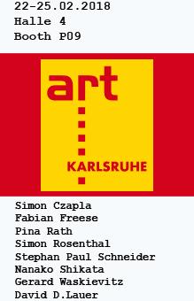 Simon Czapla, Fabian Freese, Pina Rath, Simon Rosenthal, Stephan Paul Schneider, Nanako Shikata, Gerard Waskievitz